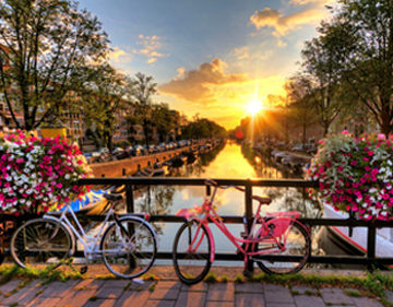 Win an amazing trip to Amsterdam with DFDS