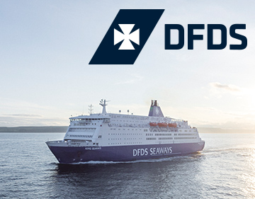 Supported by DFDS